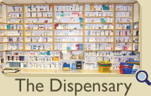 The Dispensary - click to enlarge